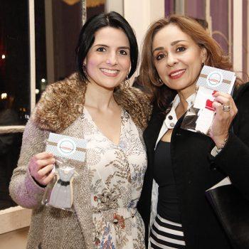 María Yulieth Restrepo y Gisele Barbosa