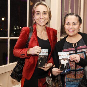 Daniela Dusic y Carla Leal