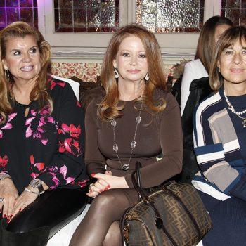 Mariela Alarcón, Patricia Lagos y Mónica Figueroa