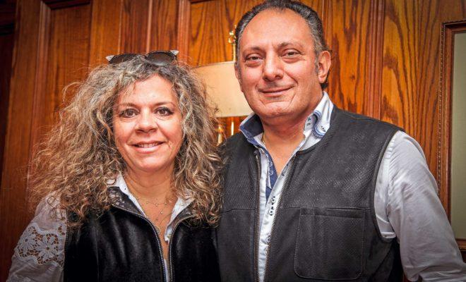 Francisco de la Maza y Paula Vallejo Daniela Dusic y Carla Leal